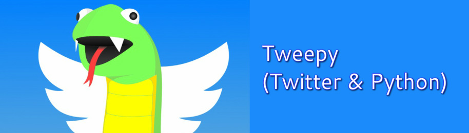 Tweepy - TeCoEd (Teaching Computing Education)